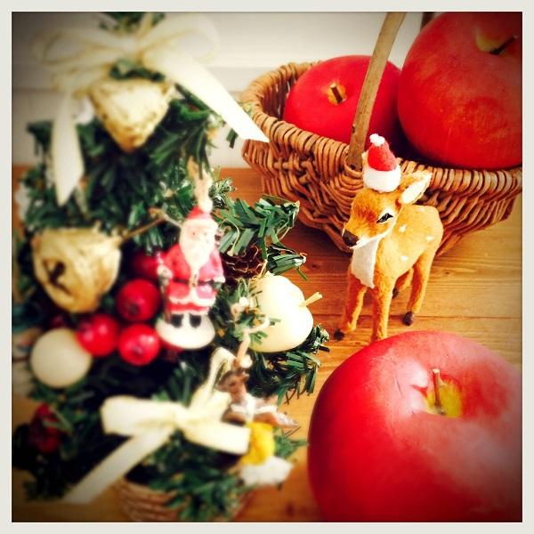 クリスマス ツリー サンタ