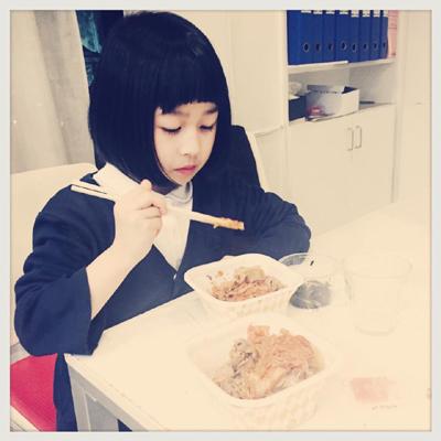 小学生 牛丼 子役